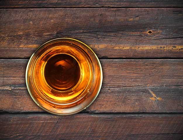 Vintage Bourbon Whiskey